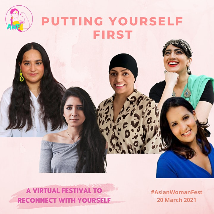 Asian Woman Festival 2021 image