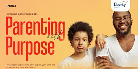 TLC Parenting Conference 2021 - Parenting With Purpose tickets