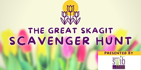 The Great Skagit Scavenger Hunt tickets