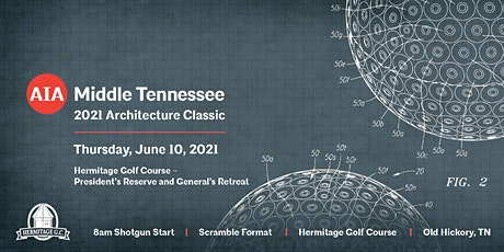 AIA Middle TN 2021 Architecture Classic Golf Tournament tickets
