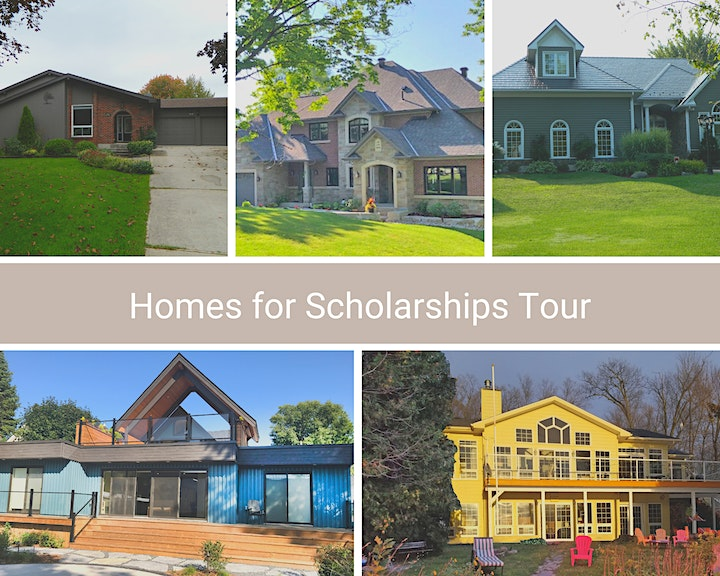 Homes for Scholarships Tour image