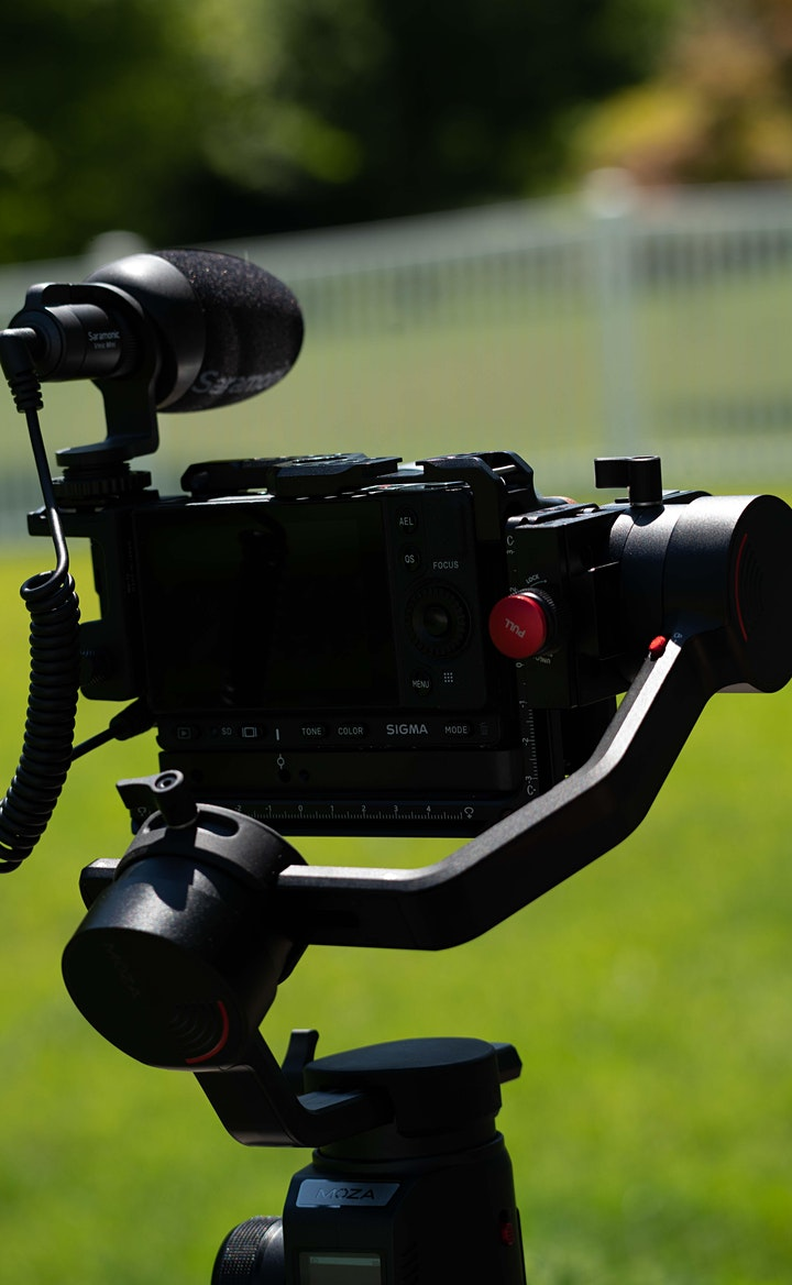 Translating Your Photography Skills to Video Online/w Sigma image