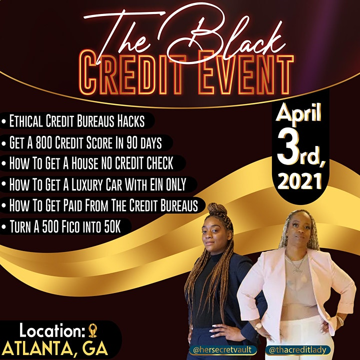 The Black Credit Event image