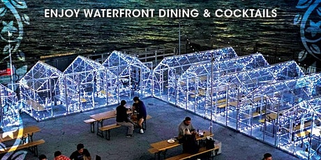 "WEDNESDAYS: ""SPRING FLING"" ON THE PIER! VIP ""GLASSHOUSES"" & OUTDOOR SEATING tickets"