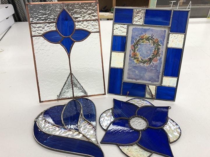 Stained Glass - One Day with Patti Di Florio image