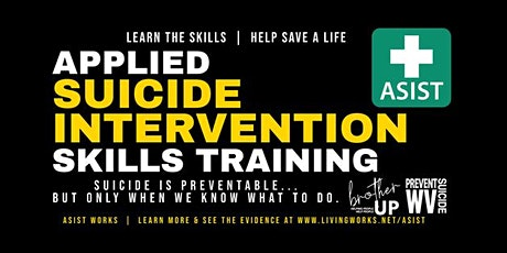 ASIST -  Suicide Intervention Skills Training - WV tickets