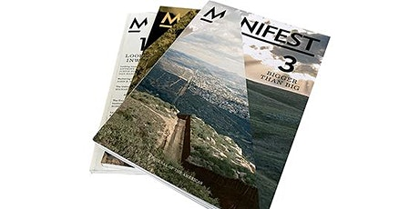 Publication Launch | Manifest #3: Future Fossils and Elysian Fields tickets