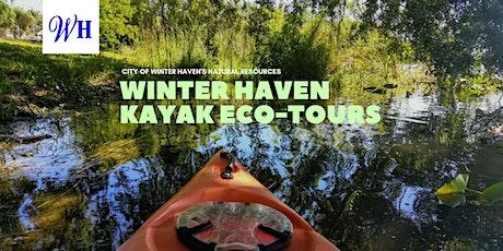Winter Haven Lakes - Kayak EcoTour tickets