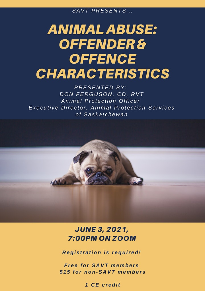 Animal Abuse: Offender and Offence Characteristics image