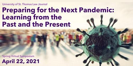 Preparing for the Next Pandemic: Learning from the Past and the Present tickets