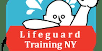 Lifeguard class Nassau County