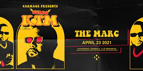 4.23 | CARNAGE PRESENTS GORDO | REDUCED CAPACITY | THE MARC tickets