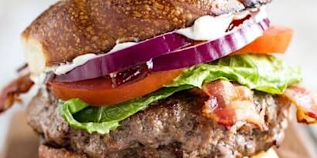 FREE Virtual Cooking Class: Brisket Burgers w/ Potato Salad & Grilled Corn tickets