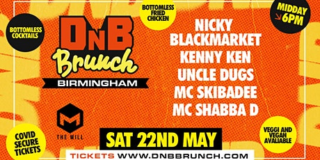 DnB Brunch - Birmingham tickets