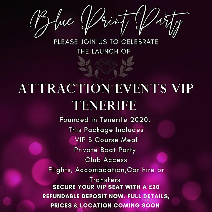 Blue Print Party Tenerife image