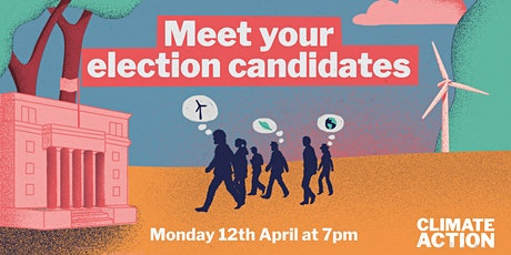Derbyshire County Council elections: Chesterfield Climate & Nature Hustings tickets