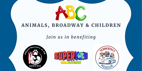ANIMALS, BROADWAY & CHILDREN tickets