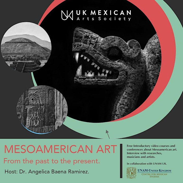 Mesoamerican Art: Introduction to Mesoamerican Cosmogony | Session 1/5 image
