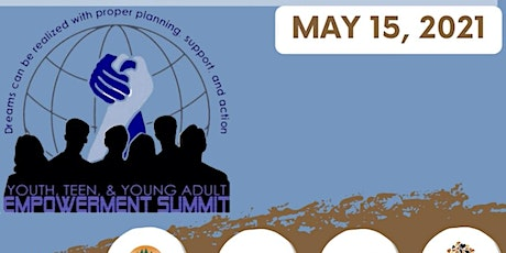2021 National Youth Teen and Young Adult Virtual Empowerment Summit tickets