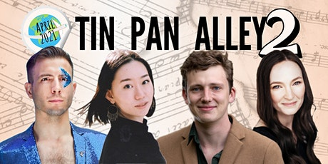 Tin Pan Alley 2 Concert Series: April 2021 edition tickets