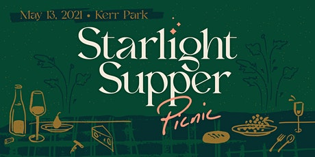 Starlight Supper: Picnic tickets