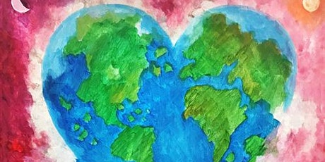 Come Paint With Us – What the World Needs Now tickets
