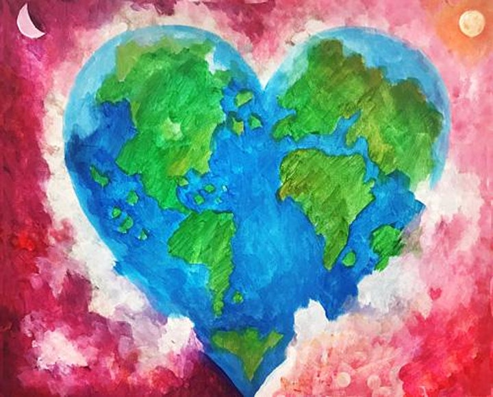 Come Paint With Us – What the World Needs Now image