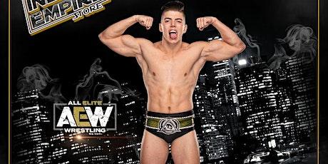 Meet AEW Superstar Sammy Guevara tickets