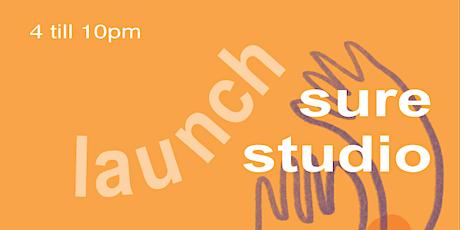 Sure Studio Launch tickets