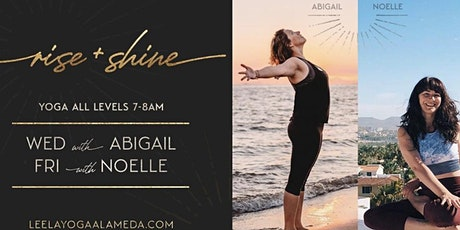 *NEW* Rise And Shine with Noelle Moreno Friday 7:00AM-8:00AM tickets