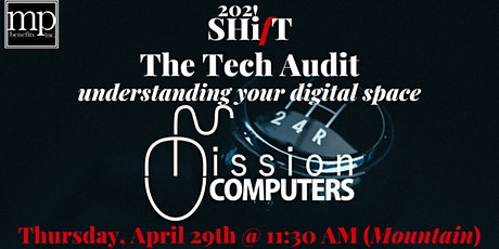 Tech SHifT tickets