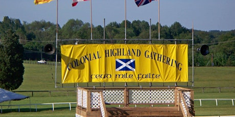 Colonial Highland Gathering - Solo Piping & Drumming Competition tickets