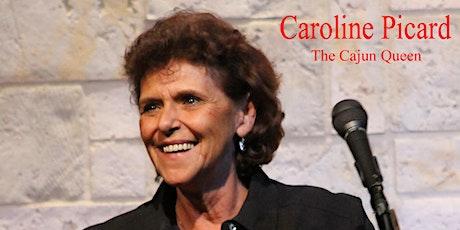 The Cajun Queen Caroline Picard at Comics Live! tickets