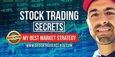 Free Stocks Day Trading Zoom Class tickets