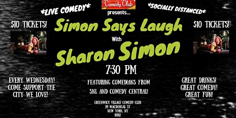 Simon Says Laugh! tickets