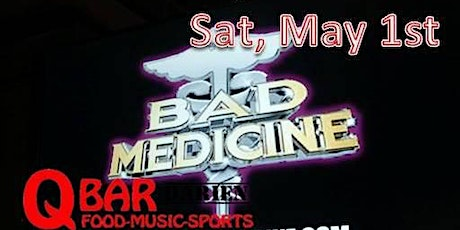 B AD MEDICINE - Chicago's #1 Bon Jovi and 80's Tribute Band tickets