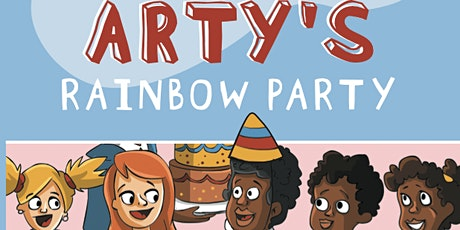 Special Storytime: Arty's Rainbow Party - author Shane Peters-Tea Gardens tickets