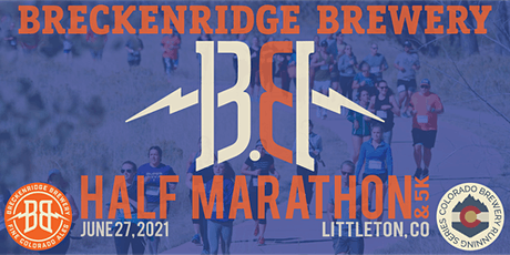 2021 Breckenridge Brewery Half Marathon & 5k Fun Run tickets