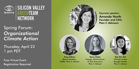 Silicon Valley Green Team Network Forum: Organizational Climate Action tickets