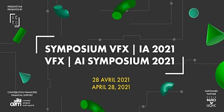 Symposium VFX | IA 2021 / VFX | AI Symposium 2021 tickets