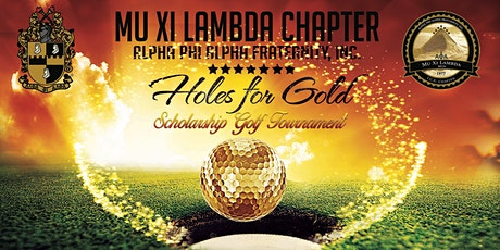 Holes for Gold - Inagural Golf Tournament tickets