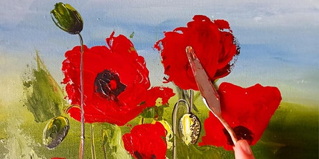 ANZAC Day Art: Field of Poppies tickets
