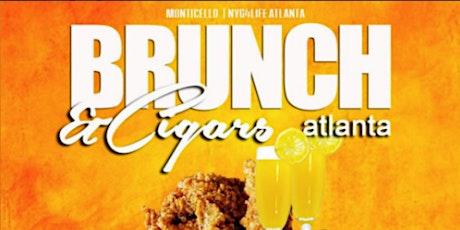 BRUNCH & CIGARS @ MONTICELLO tickets