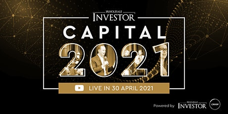 Capital 2021 - Virtual Investor Showcase Tickets