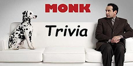Monk Trivia Fundraiser(live host) via Zoom (EB) tickets