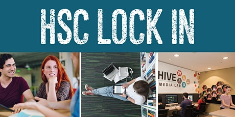 HSC Lock In - 2021 HSC STUDENTS ONLY tickets