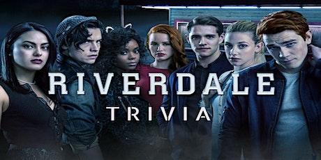 Riverdale Trivia Fundraiser(live host) via Zoom (EB) tickets