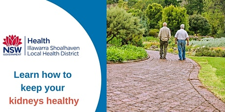Keep Your Kidneys Healthy with Debbie Pugh tickets