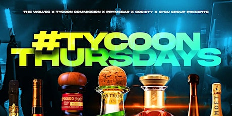 #TycoonThursdays at Pryme Bar Dallas tickets