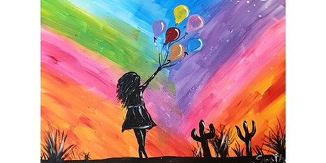 Balloon Girl - The Jaffle Shack Subiaco (April 23 7pm) tickets